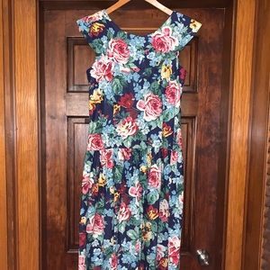 Sara Campbell Maxi Dress